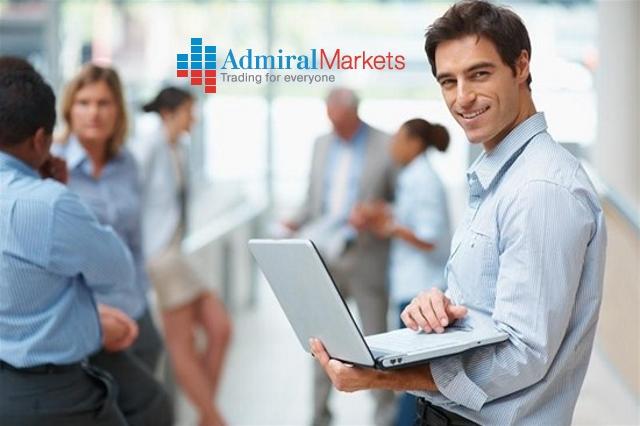 Admiral Markets najlepszym zagranicznym brokerem rynku Forex