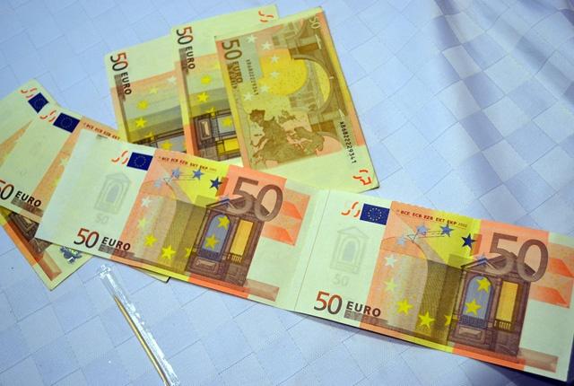 Druk euro