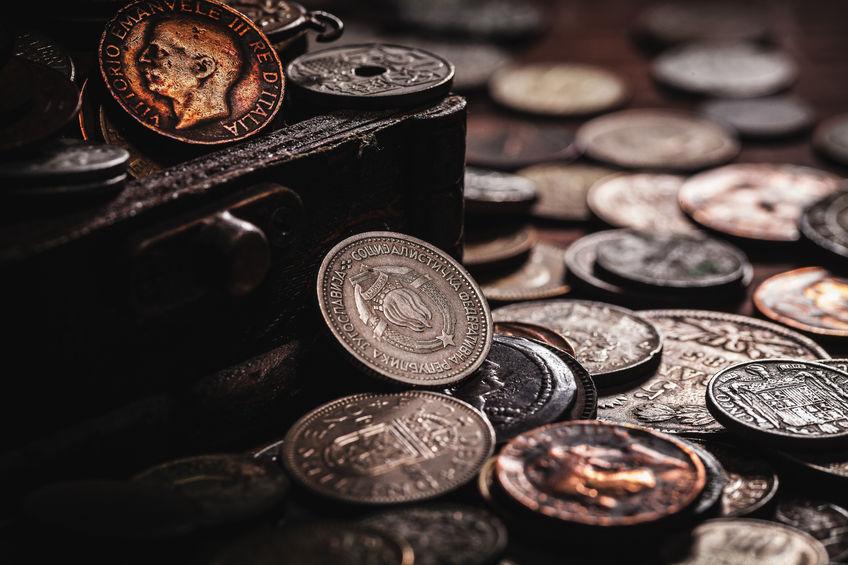 Krótka historia pieniądza